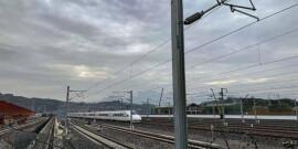 黔张常铁路开始试运行