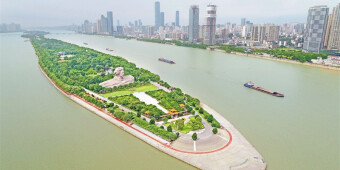 [一周湖南]长沙连续12年荣获最具幸福感城市 两片区尝鲜集中供暖