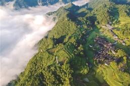 绿色矮寨:生态崛起 优雅前行