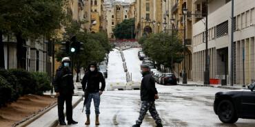 黎巴嫩进入紧急状态