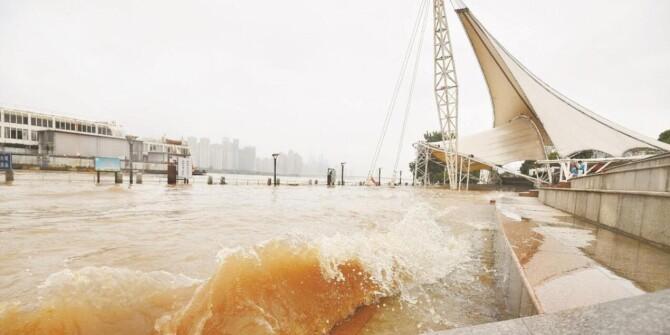 湘江长沙站水位止跌回涨
