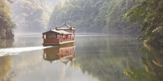 乐享旅游日 畅游山水间