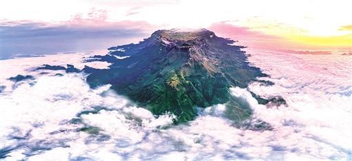 多彩八面山:休闲避暑的度假天堂