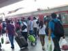 两节期间岳阳火车站加开20趟始发临客