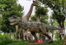 长沙橘子洲侏罗纪恐龙主题乐园  10月20号震撼来袭