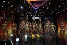 2018湖南电视台天源健美超级冠军竞技赛 制造中国健美天团