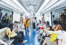 """长沙迈入""""半小时换乘生活圈""""地铁4号线""""开门迎客"""""""