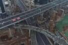 湘府路快改项目主线全部贯通 预计国庆节前通车