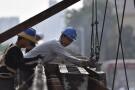 长沙新建西路跨线桥9月底建成通车 将极大减轻芙蓉路交通压力