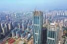 """长沙""""河西第一高楼""""预计6月竣工"""