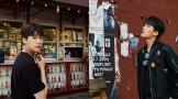 李易峰纽约时装周街拍大片 教你今年秋季流行穿什么