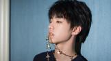 王俊凯拍摄杂志写真花絮 清新少年动人心弦