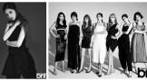 被韩媒赋予中国女团界C位的7SENSES黑白时尚大片袭来