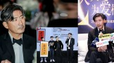 張子健助陣天使寶貝慈善晚宴 35萬拍下星云大師作品