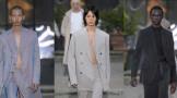 意大利男装周:纪梵希2020春夏男装系列 众多国模参与走秀