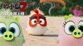 《憤怒的小鳥2》今日正式全網上線 萌鳥再次爆笑出擊