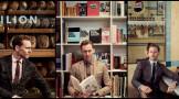 """""""抖森""""登上美版《GQ》三月刊封面 标准英伦绅士范儿"""