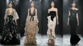 2017纽约秋冬时装周:Marchesa奢华礼服闪闪动人