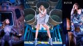 超模Gigi Hadid最新时尚大片:太空漫游
