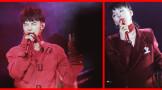 权志龙个人SOLO演唱会 舞台造型红到炸裂