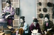 甲午战争前美丽的日本