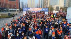 节水湖南,我们在行动 ---湖南省妇幼保健院职工团队参加2020湖南(秋季)百公里