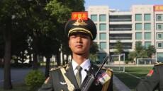旗手故事 | 彭相 :我曾担任护旗兵接受主席检阅