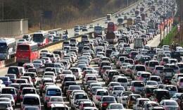 提醒:湖南省内以下高速路段车流量大,返程请绕行