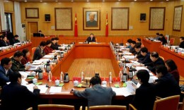 省委常委会召开会议 杜家毫主持并讲话