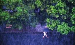21~23日全省有较强降雨过程并伴有强对流天气