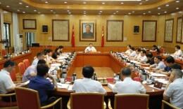 省委外事工作领导小组召开2018年第一次会议 杜家毫许达哲出席并讲话