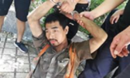 嫌疑人在江苏庭审时脱逃24天,怀化公安机关闪电出击抓获
