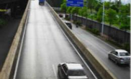 """""""三桥两隧""""单双号限行首日早高峰数据出炉,交通整体畅通"""