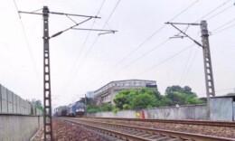 长沙地铁3号线成功下穿京广铁路
