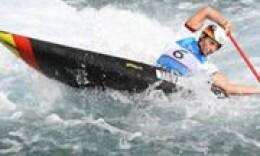衡阳皮划艇运动员普玉英获第十三届省运会首金!