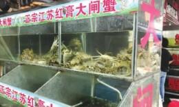 又到中秋吃蟹时,价格不比去年高