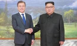 滚动丨文在寅金正恩将在朝鲜劳动党总部会谈