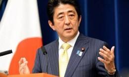 日本首相安倍晋三20日再次当选自民党总裁 成功实现连任