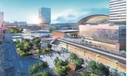 未来长沙高铁西城长什么样