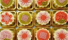 """九大月饼界""""网红""""列队 带你品味舌尖上的中秋节"""