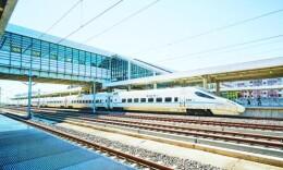 乘高铁过港旅客约8万人次