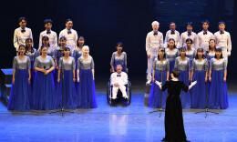 湖南省第九届残疾人艺术汇演长沙开幕