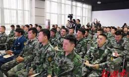 湖南举行退役士兵专场招聘会 提供近5000个就业岗位