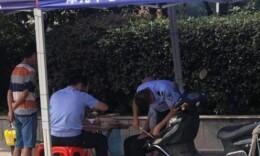"""株洲警方回应""""警察拦电动车强制装防盗器"""":绝不允许"""