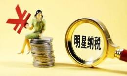 影视行业纳税人自查申报税款117.47亿元