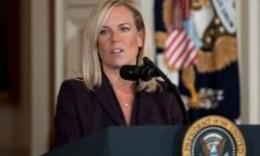 特朗普宣布:国土安全部长尼尔森即将离任