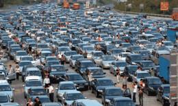 ag9|优惠人平均每天半小时堵在路上 城南路最堵