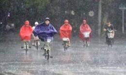 今晚起暴雨將襲湖南,接下來又是雨雨雨