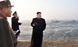 朝中社:金正恩指導新型戰術制導武器試射