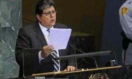 秘魯前總統加西亞涉貪腐被捕時把自己打傷 已經去世